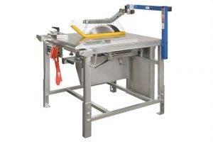 Baukreissäge BK 500 5kw/400 V die Baukreissäge entspricht den Anforderungen des anspruchsvollen Profi
