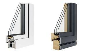 Die Fenster von swisswindows in den Werkstoffen Kunststoff und Holz – mit oder ohne Aluminium-Profile – eignen sich sowohl für Neubau als auch Renovation.