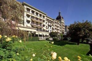 Dank dem Einsatz der Modultechnik zur Klimatisierung und Warmwasseraufbereitung können im Hotel Victoria Jungfrau in Interlaken jährlich Energiekosten von über 40 000 Franken eingespart werden.