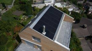 Arres Indach-Photovoltaikanlage, Richterswil, 5.53 kWp