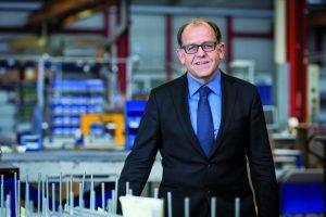 Christian Frei, Geschäftsführer der TROX HESCO Schweiz AG