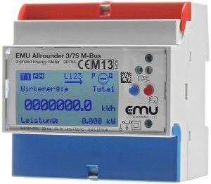 EMU Allrounder 3-75 M-Bus