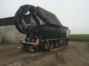 Landwirtschaft-Biogasanlage