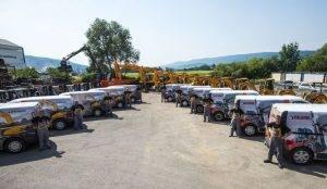 BAMAG: Langjährige, geschulte Service-Techniker betreuen die Kunden direkt aus den einzelnen Regionen in der ganzen Schweiz und im Fürstentum Liechtenstein.