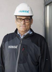Remo Riedi Geschäftsführer der HUECK Swiss AG