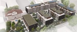 Aktuelles Projekt: Gautschipark Reinach AG