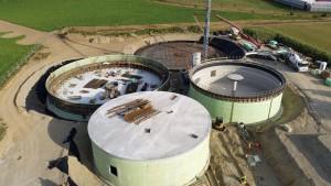 Biogasanlage Nestle