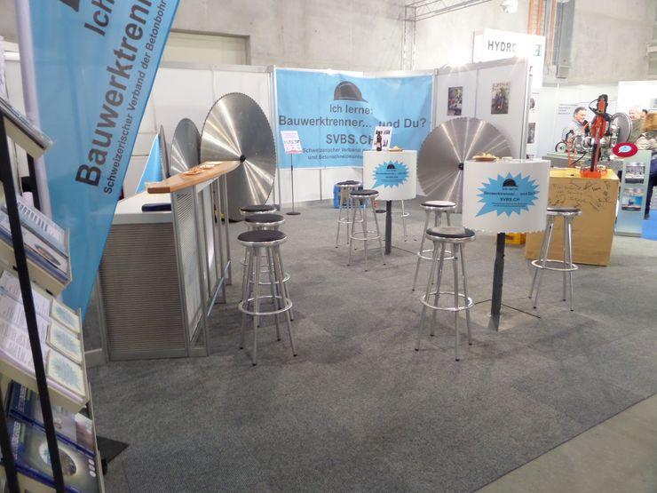 Baumaschinenmesse Baumag Luzern 2017